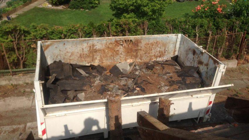 Demolice, recyklace, odvoz odpadu