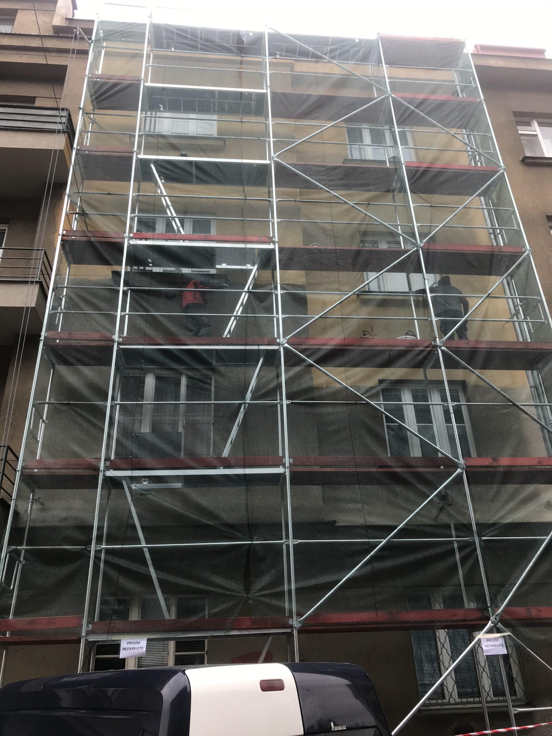 Hrubé stavební a vnější práce
